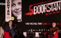 Književnik Benjamin Moser otvorio Bookstan ispred Narodnog pozorišta