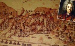 Kako je Eugen Savojski prije 323 godine zapalio Sarajevo