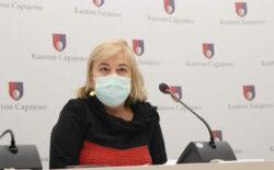 Predsjednica Kriznog štaba u Sarajevu Aida Pilav pozitivna na koronavirus