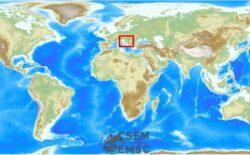 Zemljotres pogodio BiH, epicentar u blizini Sarajeva