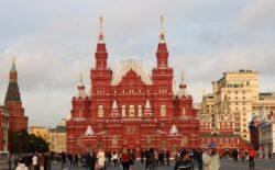Moskva naredila firmama da najmanje 30 posto uposlenika radi od kuće