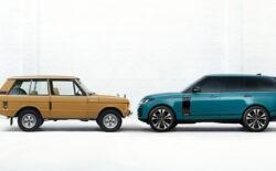 Range Rover slavi 50 godina – historijat i zanimljivosti