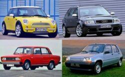 Auto / Od Lade do Jeepa: Kojim automobilima su vozačku karijeru počeli asovi F1