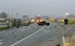 Stravična saobraćajna nesreća kod Tešnja, poginula jedna osoba