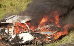 Pokušaj ubistva u Šipovu, bomba raznijela vozilo