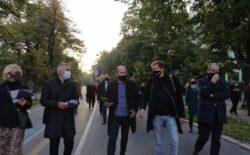 Kandidati Platforme za progres družili se s građanima Novog Sarajeva