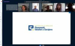 Ekonomski fakultet Univerziteta u Sarajevu pokreće Blog EFSA