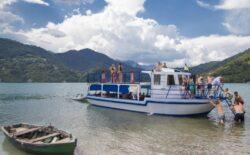 Ljepote Hercegovine: Krstarenje brodom Šeherzada po Jablaničkom jezeru