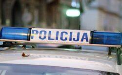 Vozilom udario policajku koja je regurilarala saobraćaj