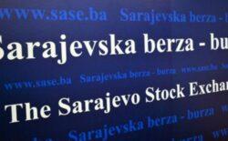 Na Sarajevskoj berzi promet 23.906,63 KM