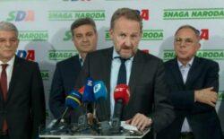 SDA: Dodikovi konkretni potezi protiv Dejtona značit će vraćanje Republike BiH
