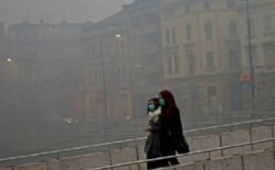 15 posto smrtnih slučajeva od Covid-19 povezano sa zagađenjem zraka