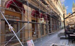 Grad Sarajevo nastavlja aktivnosti na restauraciji fasada