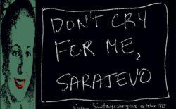 """Američka premijera filma """"Don't cry for me Sarajevo – Susan Sontag u Sarajevu"""""""