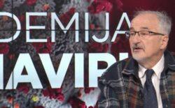 Prof. dr. Zvizdić: Zašto umiru sve više osobe srednje životne dobi, kada očekivati pad broja zaraženih?