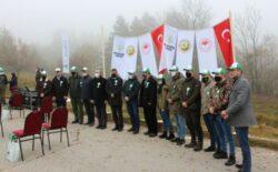 Na Baricama zasađene sadnice drveća u okviru svjetske akcije 'Dah za budućnost'
