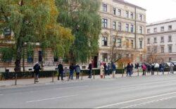 Haos u sarajevskom domu zdravlja, građani se zbog gužve svađaju međusobno i s osobljem