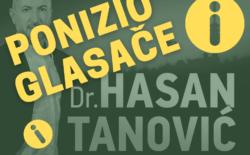 Saopćenje za javnost – Novo ponižavanje građana od strane Biće, biće kandidata dr. Tanovića