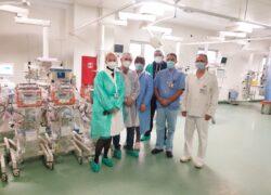 Na KCUS-u montirano 16 respiratora koje je dodijelila Vlada FBiH