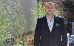 Meša Selimović, kandidat u Novom Sarajevu: Moje ime nije teret, nego povlastica