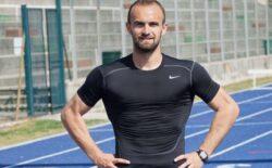 Amel Tuka u nedjelju na otvaranju atletske staze na stadionu 'Hakija Mršo'