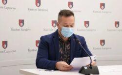 Beganović za TVSA: Krizni štab KS uputio pismo Skupštini i Vladi KS da bude hitno bude razriješen, te da se imenuje novi štab