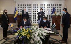 Potpisan sporazum između BiH i Pakistana o readmisiji