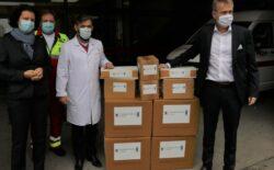 Zavodu za hitnu pomoć u Sarajevu donirani monitori za dijagnostiku