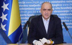 """Goran Čerkez: """"Ograničavamo kretanje od 23 sata do pet ujutro"""""""