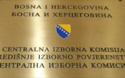 CIK BiH kaznio osam političkih subjekata, utvrđen problem s glasanjem van BiH