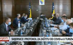 Smjernice i protokol za zaštitu od COVID-a u turizmu