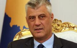 Bivši predsjednik Kosova Hašim Tači danas prvi put pred sudom u Hagu