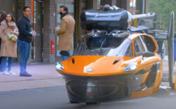 Prvi leteći automobil je postao legalan i smije na cestu