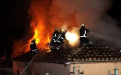Pronađeno beživotno tijelo u kući koja je izgorjela u požaru
