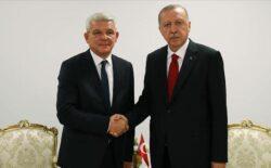 Erdogan se u Istanbulu sastao sa Džaferovićem