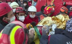 Turska: Trogodišnja djevojčica spašena iz ruševina 65 sati nakon zemljotresa