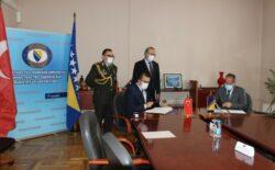 Nastavak podrške Republike Turske Oružanim snagama Bosne i Hercegovine