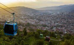 Povratna karta za Sarajevsku žičaru tri KM