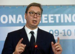 Vučić o izjavi Izetbegovića: Naš interes su dobri odnosi u regionu