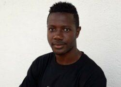 Kamerunac na probi u Borcu