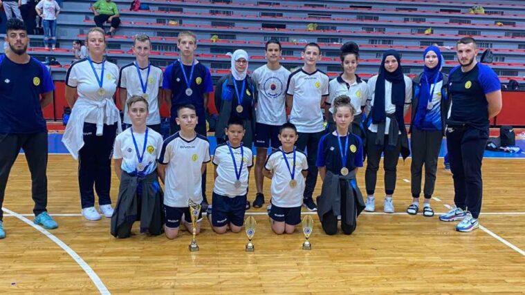 Veliki uspjeh TKD Olimpic! Pet državnih prvaka i 4 mjesto ekipno od ukupno 43 TKD kluba